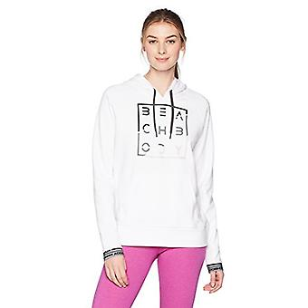 Beachbody Women's Go-To Hoodie, White, Small