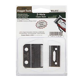 Wahl Stagger-Tooth Blade (Crunch Blade) - For Cordless Magic Clip