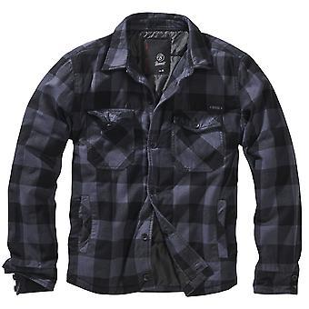 Brandit Men's Transitional Jacket Lumberjacket