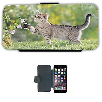 Kitten iPhone 7/8 wallet case Pouch wallet Shell