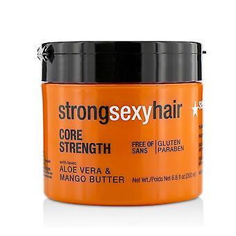 Sexy Hair Concepts Strong Sexy Hair Core Strength Nourishing Anti-breakage Masque - 200ml/6.8oz