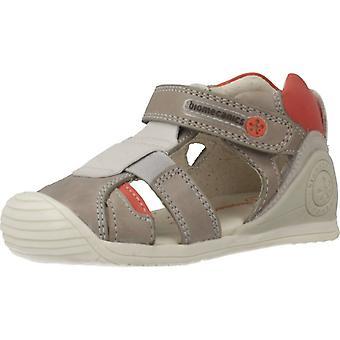 Biomecanics sandalen 192129 kleur grijs