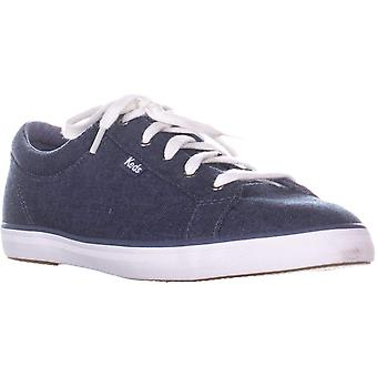 Keds Womens Maven Canvas Low Top Lace Up Fashion Sneakers