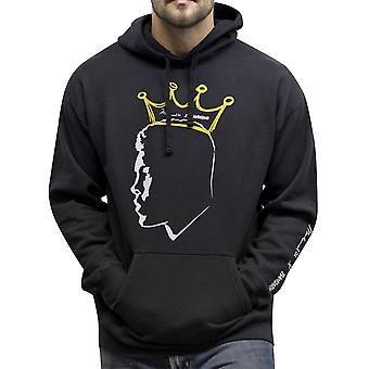 Bangarang x Ali King Ali Pullover Hoodie - Black