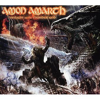 Amon Amarth - Twilight of the Thunder God [CD] USA import