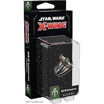 Star Wars X-Wing 2nd Edition M3-A Interceptor Expansion Pack