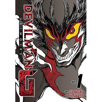 Devilman Grimoire Vol. 1 genom att gå Nagai