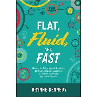 Platte vloeistof en snel benutten van de talent Mobility revolutio door Brynne Kennedy