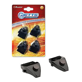 Razor Jetts Sparking Heel Wheels Refill Cartridge 4 PCS