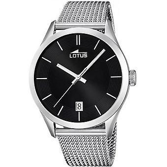 Lotus L18108-2 - Watch stål pengar man