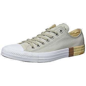 Converse Men's Chuck Taylor All Star Tri-Block Midsole Low Top Sneaker