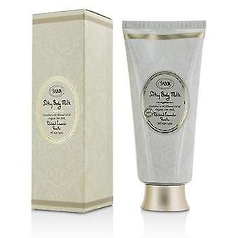 Sabon Silky Body Milk - Patchouli Lavender Vanilla - 200ml/7oz