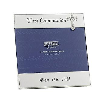 Shudehill Giftware First Communion 6 X 4 Photo Frame