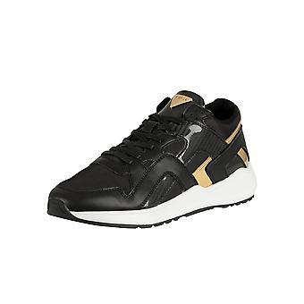 Sik Silk Evolution Black/gold Trainers