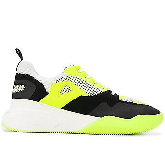 Loop Fluo Chunky Sneakers