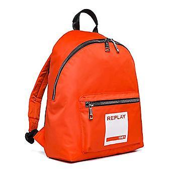 REPLAY ReplayFu3062.000.a0021bUnisex - AdultZainiOrange (Mandarin Orange) 14x41x30 Zentimeter (B x H x T)