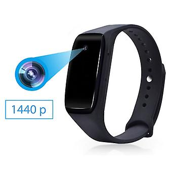 SpiedCat Security Camera Watch Smart Band Camera DVR - 1440p