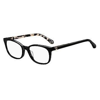 Kate Spade Luella 807 Black Glasses