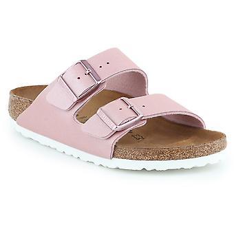 בירקנסטוק אריזונה 1016029 הנשים האוניברסליות בקיץ נעליים