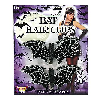 Bristol Novelty Bat Hair Clips