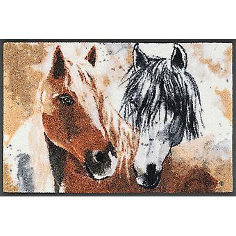 wash+dry Fußmatte Ginger & Beauty 40 x 60 cm kleine Fußmatte