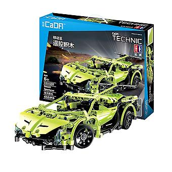 CaDFI, Radio Controlled Car - Green