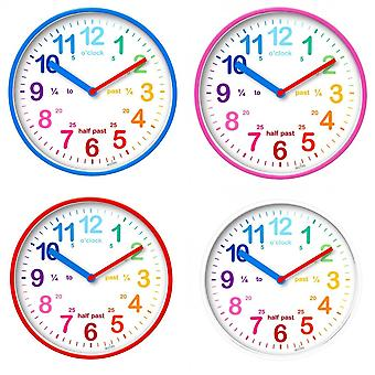 Acctim Wickford Childrens/Kids Time Teach Clock