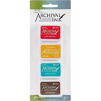 Wendy Vecchi Mini Archive Ink Pads - Set #1