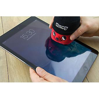 Henry microfibra schermo pulito telefono tablet Touch PC quirky divertimento