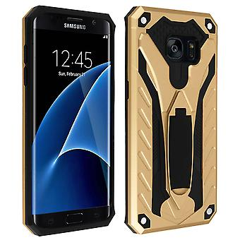 Samsung Galaxy S7 Edge Hybrid Protection Case, Phantom Forcell, Or