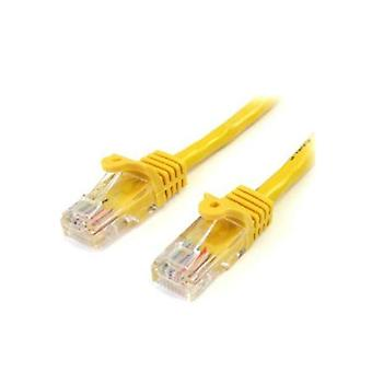 Startech 3M Yellow Snagless Utp Cat5E Patch Cable
