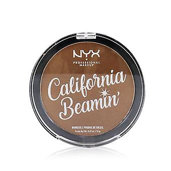 Nyx California Beamin' Bronzer - # The Golden One - 14g/0.49oz