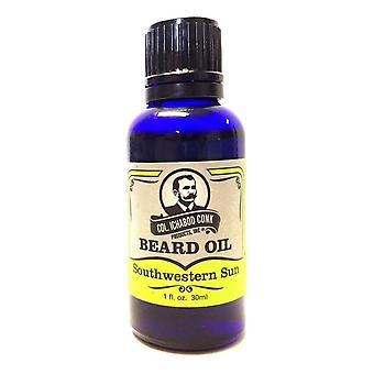 Colonel Conk's Natural Beard Oil - Southwestern Sun - 30ml