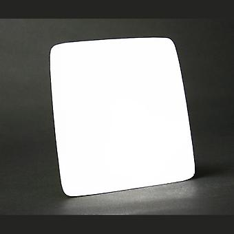 Left/Right Stick-On Mirror Glass For Opel COMBO Tour 2001-2011