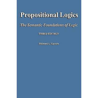 Propositional Logics Third Edition by Epstein & Richard L