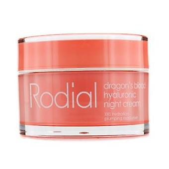 Rodial Dragon's Blood Hyaluronic Night Cream - 50ml/1.7oz