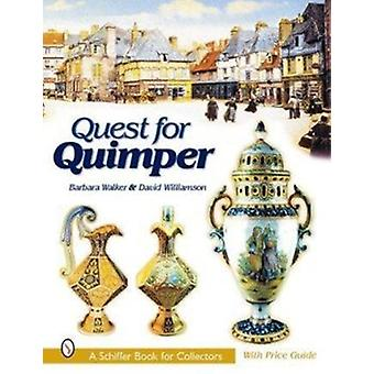 Quest for Quimper by Barbara Walker - 9780764314797 Book