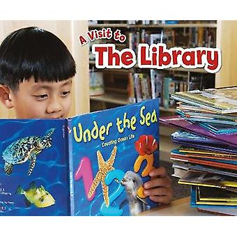 The Library - A 4D Book by Blake A. Hoena - 9781474756433 Book