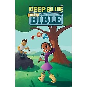 CEB Deep Blue Kids Bible Wilderness Trail Paperback - 9781609262198 B
