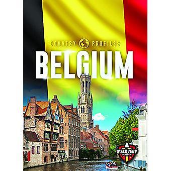 Belgium by Chris Bowman - 9781644871652 Book