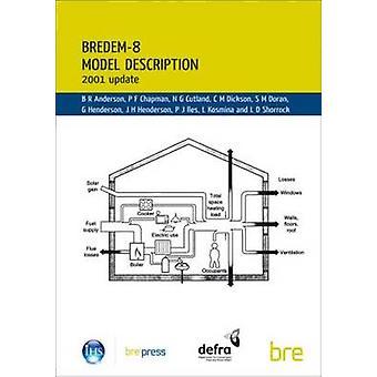 BREDEM-8 Model Description - 2001 Update (BR 439) by B.R. Anderson - 9