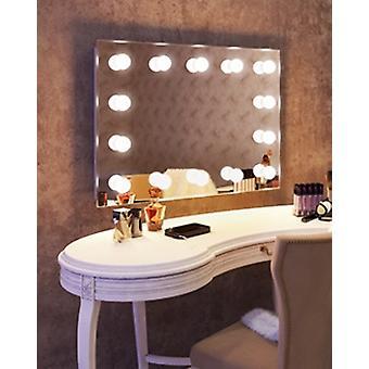 Diamond X Marcela Hollywood make-up spiegel met dimbare LED k518CW