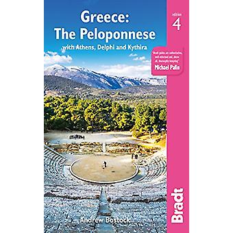 Greece - The Peloponnese - with Athens - Delphi and Kythira by Andrew B