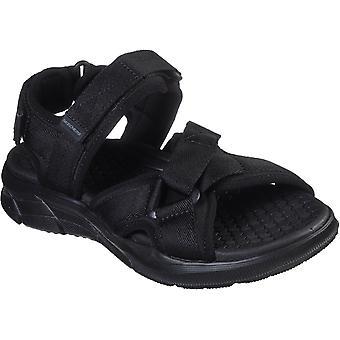 Skechers unisex equalizer 4.0 sandal tolgus sandal shoe black 30371