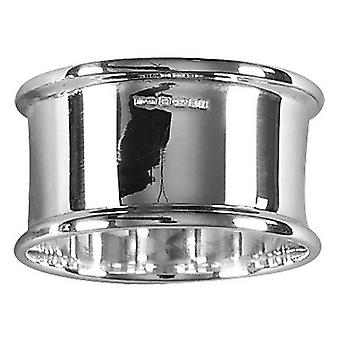 Orton West Round Napkin Ring - Silver