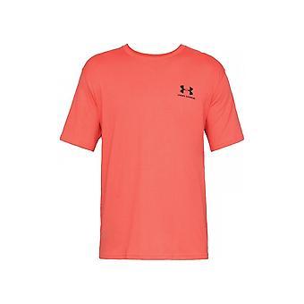 アンダーアーマースポーツスタイル左チェスト1326799811ユニバーサルオールイヤーメンズTシャツ