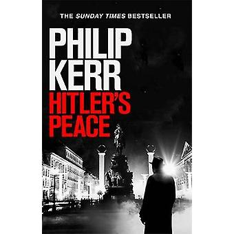 Hitler's Peace - gripping alternative history thriller from a global b