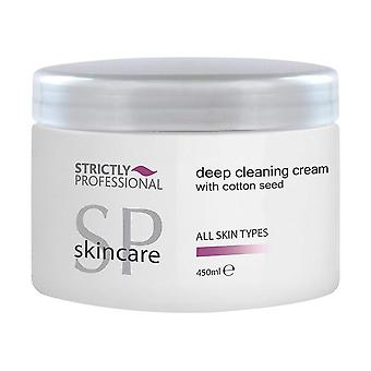 Strictly professional deep cleaning cream 450ml
