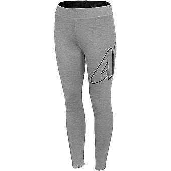 4F LEG010 H4L20LEG010REDNISZARYMELAN correndo o ano todo calças femininas