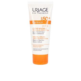 New Uriage Bariésun Mineral Cream Spf50+ 100 Ml For Women